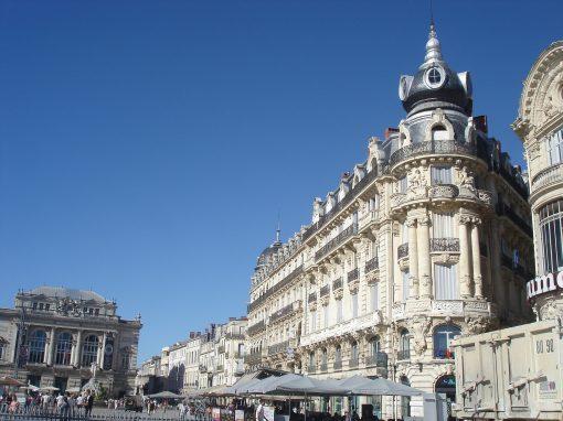 Montpellier, mars 2016
